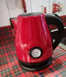 Электрический чайник Kitfort. Краткий отзыв