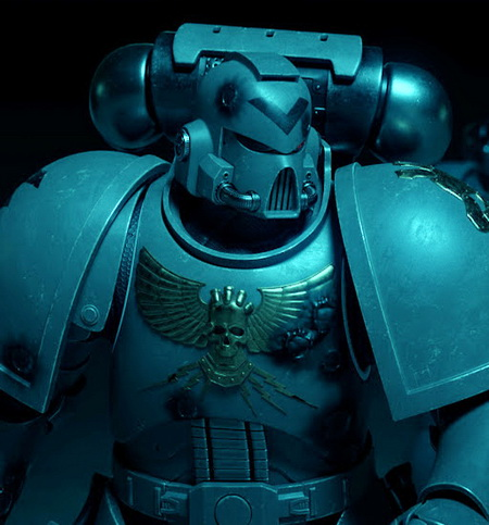 Великолепная экранизация вселенной Warhammer 40000 — Astartes Project
