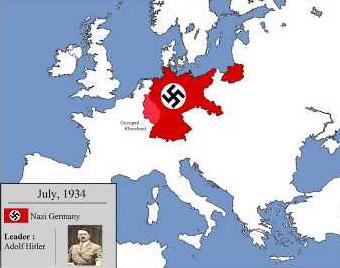 Взлёт и падение Третьего рейха. Видео