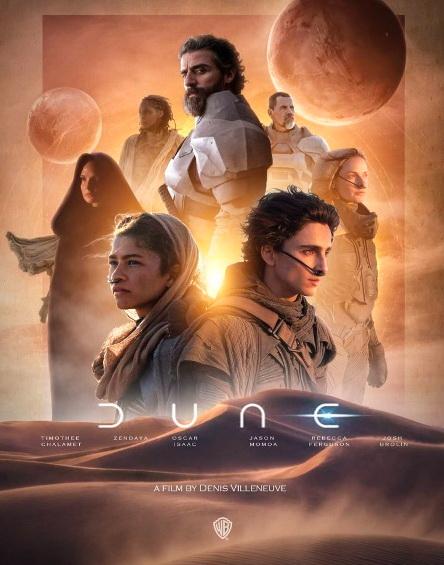 Дюна 2020: ремейк культового фантастического фильма