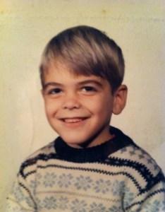 幼き日のジョージ・クルーニー
