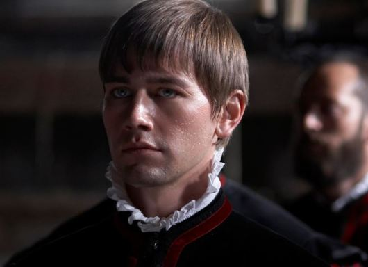 『The Tudors』に出演中のトーランス 典拠: Fantasy RPG faceclaims