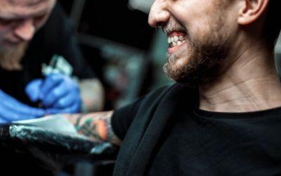 ¿Duele hacerse un tatuaje?