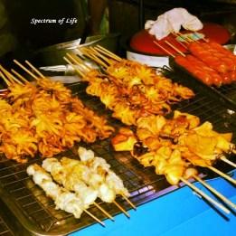 Street food in Pattaya