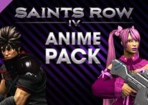 Saints Row IV Anime Pack vorgestellt