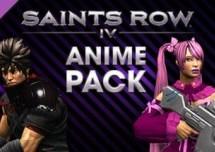 Saints Row IV Anime Pack vorgestellt