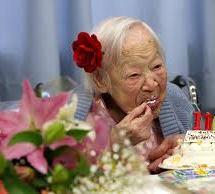 116. Geburtstag: Frau Okawas Geheimnis für ein langes Leben