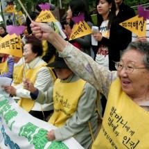 Japan weist Obamas Kritik an Zwangsprostitution, im Zweiten Weltkrieg, zurück