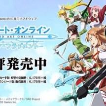 Sword Art Online: Der neue Bereich Vorklinde