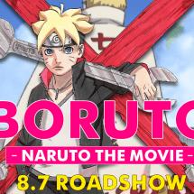 Boruto -Naruto der Film- erste Screenshots veröffentlicht