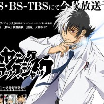 Young Black Jack TV Anime noch diesen Herbst!
