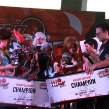 Mexiko gewinnt die World-Cosplay Meisterschaft 2015!