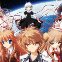 "Visual Novel ""Rewrite"" von Key und Visual Art erhält eine Anime Adaption!"