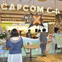 Capcom Café eröffnet in Tokyo mit speziellen Monster Hunter Menü!