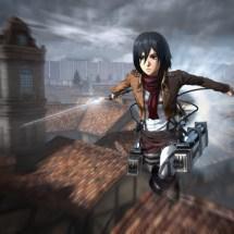 Koei Tecmo veröffentlicht 2. Trailer zum ersten Attack on Titan Game!