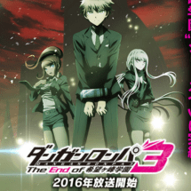 Danganronpa 3 -The End of Kibōgamine Gakuen- Anime erhält grünes Licht!