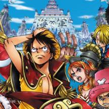 Neue One Piece Folgen ab Januar