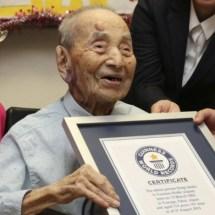 Yasutaro Koide – der älteste Mann der Welt stirbt mit 112 Jahren