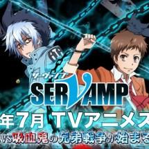Neuer Trailer zum Anime Servamp enthüllt Titelsong!