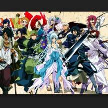 Kairi Shimotsuki startet Brave10 Spinoff Manga im Juni