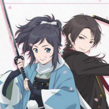 Erster Teaser zum neuen Anime Tōken Ranbu: Hanamaru erschienen