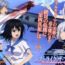Strike the Blood erhält neue Original Video Anime-Serie!
