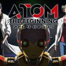 """Erster Trailer und Story-Details zum neuen Anime """"Atom the Beginning"""" veröffentlicht"""