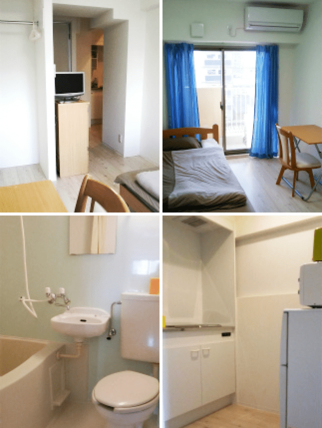 Accommodations - Apartment example 5