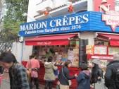 Yummy Crepes!