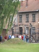 Poland - Auschwitz Birkenau