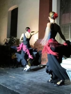 Elegant, Dramatic Romantic Flamenco - Cuba (7)