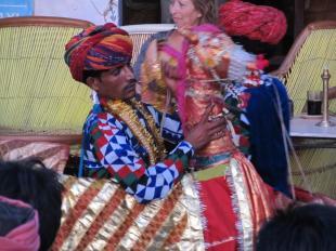 Indian Whirling Dervishes - Pushkar (3)