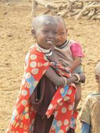Life in a Boma, Masai Mara