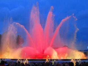 Barcelona Fountains (3)