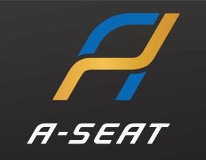 新快速「Aシート」のロゴマーク