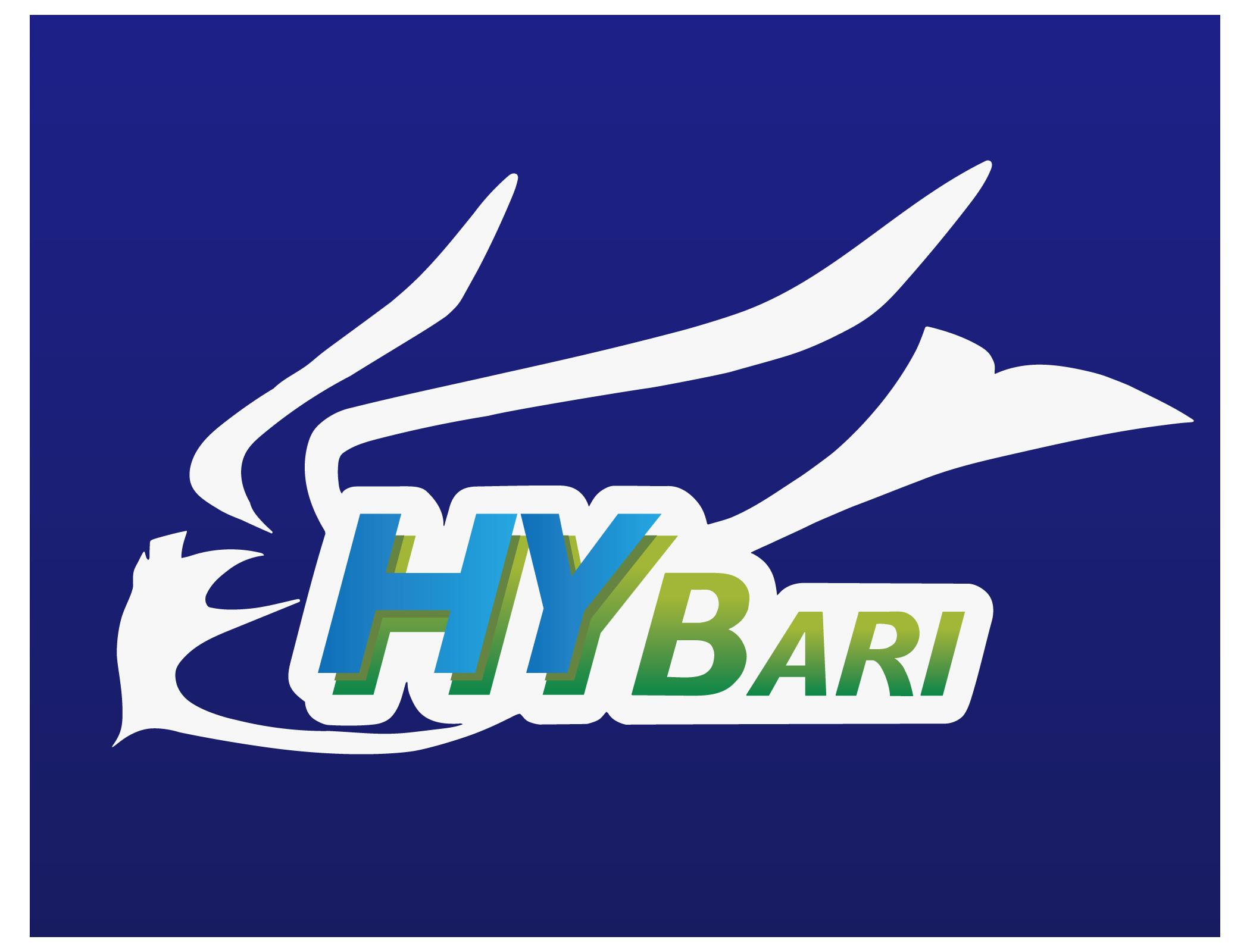 HYBARIのロゴマーク