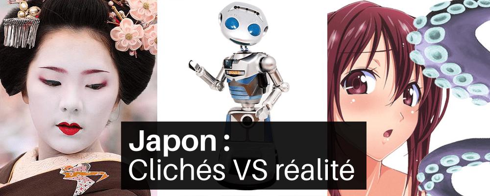 Japon - clichés VS réalité