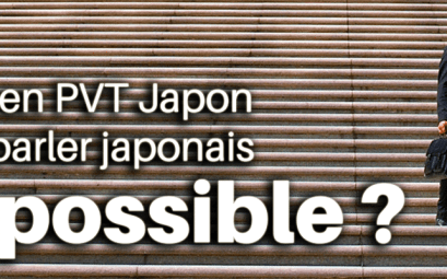 Partir en PVT Japon sans parler japonais: impossible?