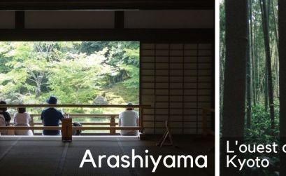 Arashiyama, l'ouest de Kyoto