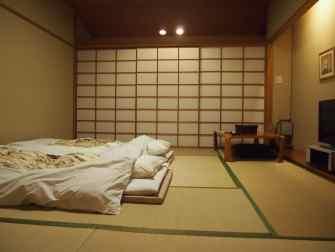 chambre tatami