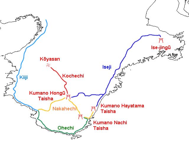 carte-chemins-kumano-kodo