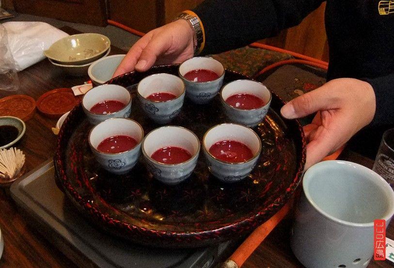 Boire du sang de Tortue
