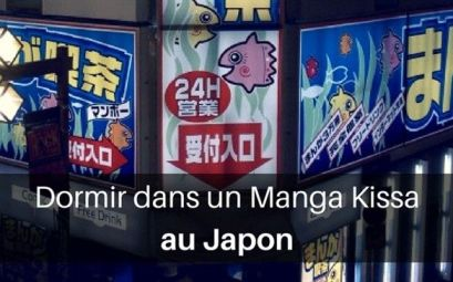 Dormir dans un Manga Kissa au Japon