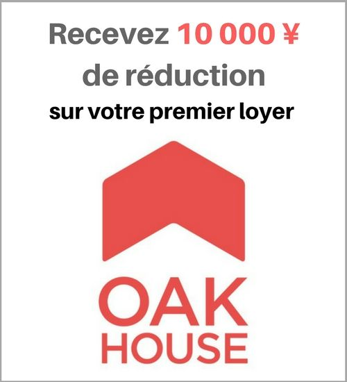Réduction logement Japon