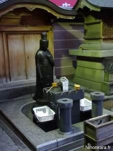 Laver le Bouddha