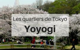 Yoyogi, les quartiers de Tokyo