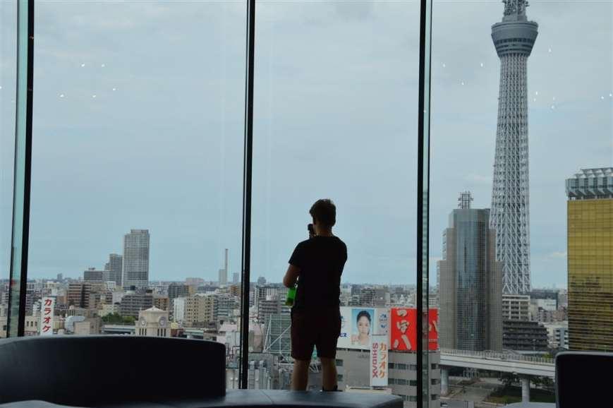 Bel hôtel à Asakusa