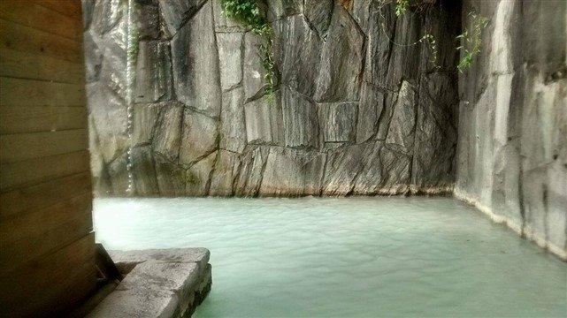 Un Onsen à Beppu
