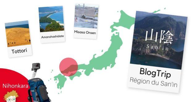 Voyage au Japon grace au blog
