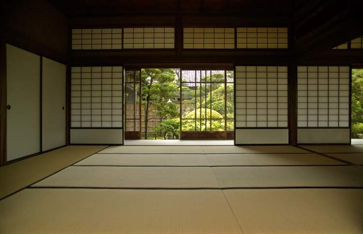 Les tatami, rois de la maison